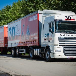 Trailer te huur - 3D-Lift